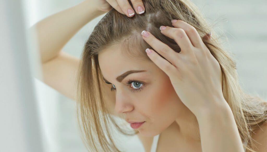 håravfall och löshår