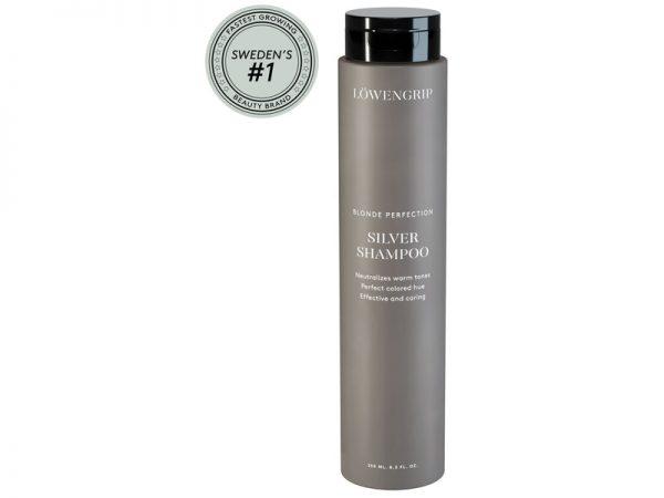 Löwengrip Hair Care Blonde Perfection Silver Shampoo