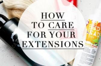 Skötselråd för löshår – Så här tar du hand om ditt nyvunna hår på bästa sätt